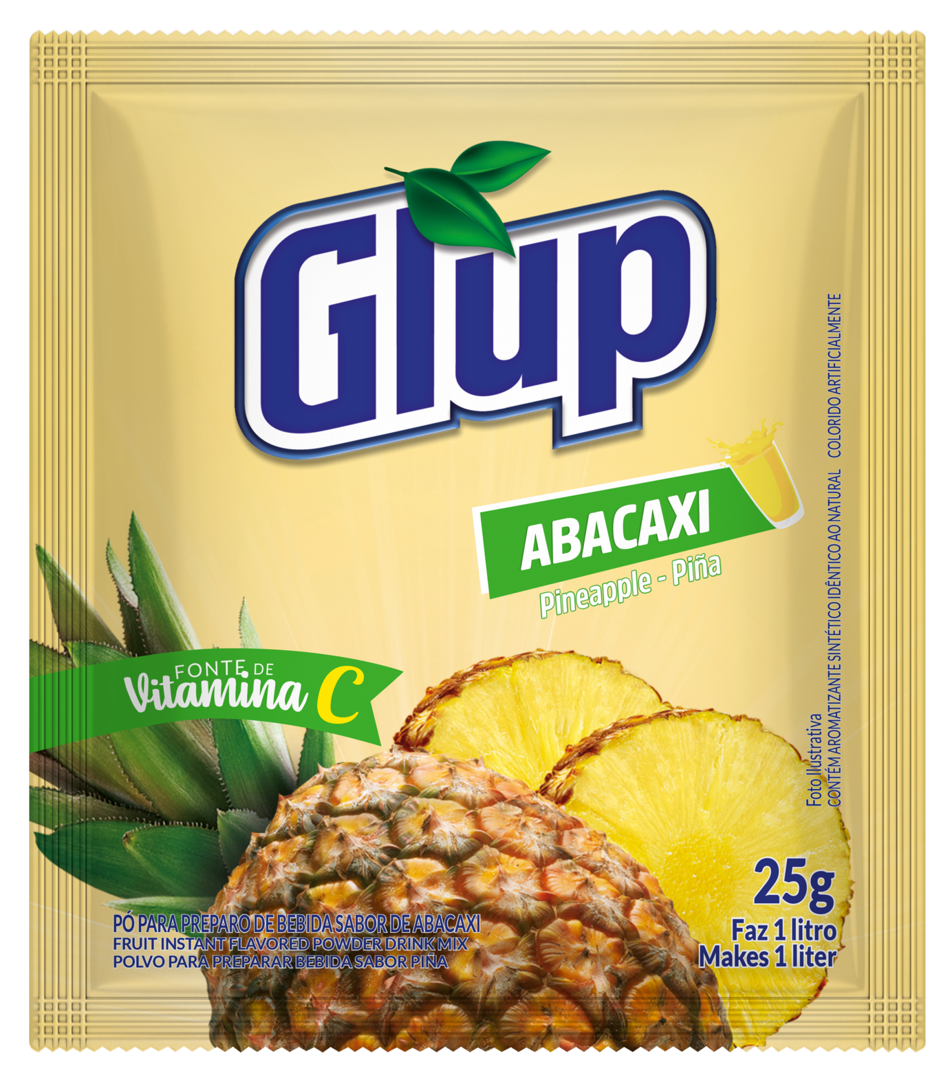 GLUP 25g – Abacaxi
