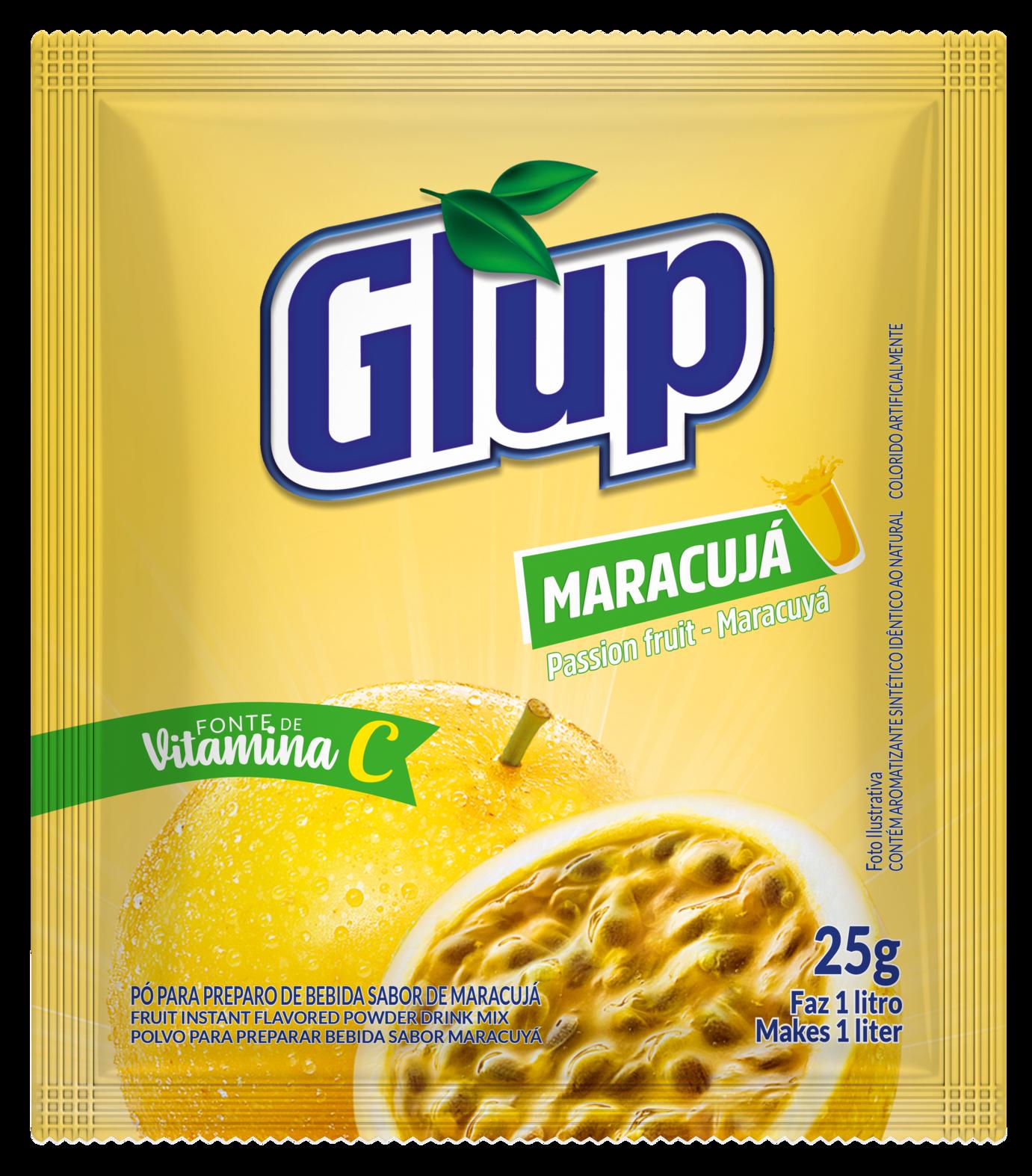 GLUP 25g – Maracujá