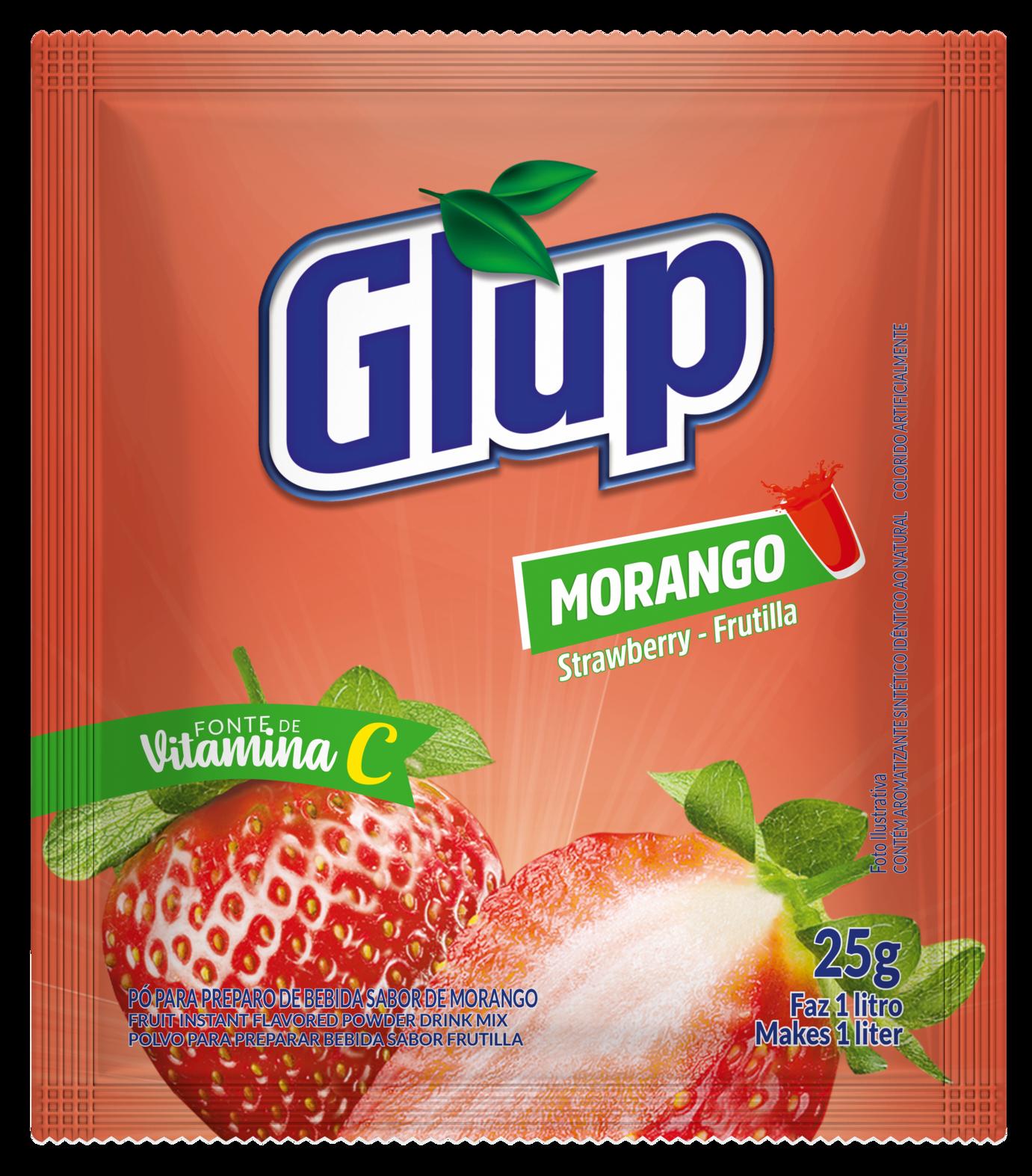 GLUP 25g – Morango
