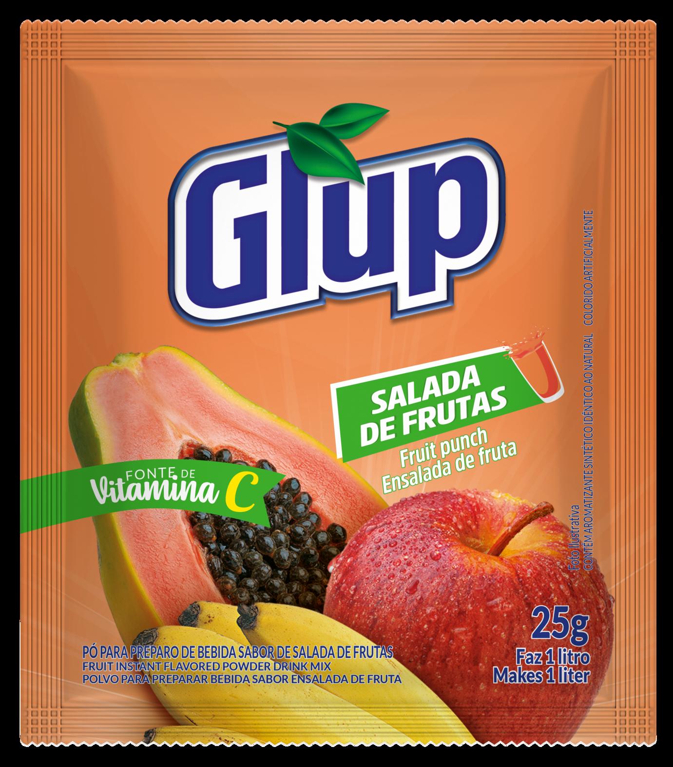 GLUP 25g – Salada de Frutas